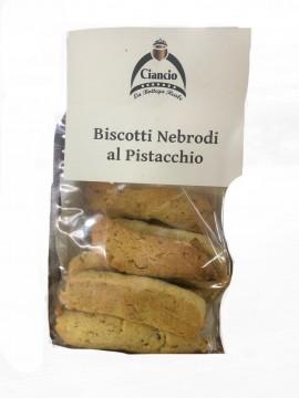 Biscotti Nebrodi al Pistacchio